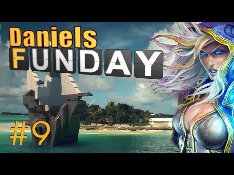 Lego: Build With Chrome & Hearthstone - Daniels Funday: Folge 9