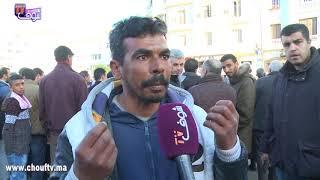 شوفو أشنو دار قايد الليمون اللي مشدود فسجن عكاشة لسائق تريبورتور بالولفا | خارج البلاطو