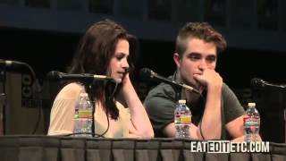 Comic-con Twilight Breaking Dawn Part 2 Interview Full