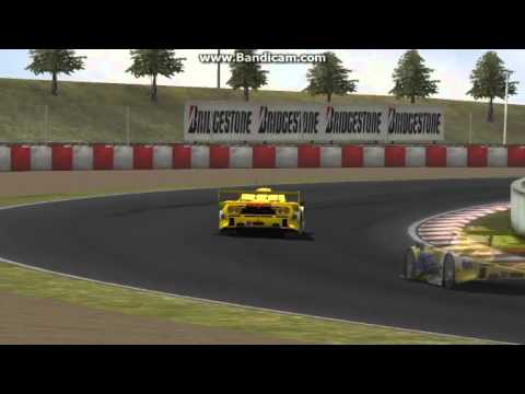 GTR 2 PC . No Driving Helps . Mclaren F-1 GTR 2005 Japan GT Specs . Barcelona 2003 . G27 Wheel