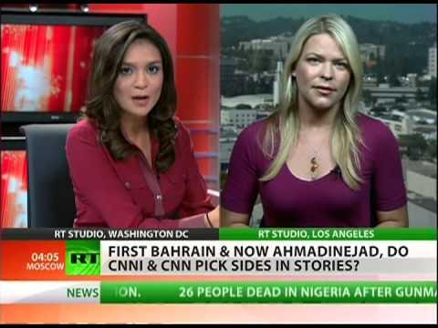 Amber Lyon reveals CNN lies and war propaganda