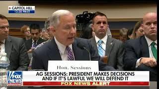 Rep. Trey Gowdy to AG Jeff Sessions: Congress Will Investigate a Politicized DOJ