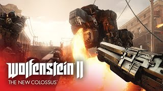 Wolfenstein II: The New Colossus - 22 perc játékmenet