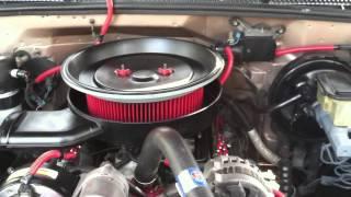 1995 Chevy SIlverado C1500 (new Video)
