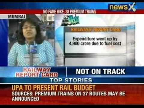 Rail Budget 2014: UPA 2 likely to present a populist railway budget today