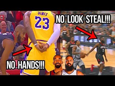 """NBA """"That DEFENSE"""" Moments"""