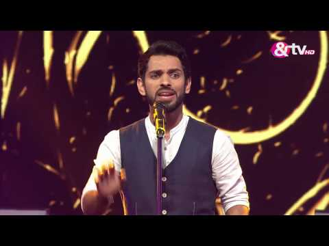 Niyam Kanungo - Performance - Knock Out Round Episode 15 - January 28, 2017 - The Voice India Season2