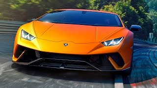 Lamborghini Huracán Performante (2017) Features, Driving, Design [YOUCAR]. YouCar Car Reviews.
