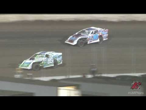 UMP DIRTcar Nationals: October 3 opening night Modified Feature highlights