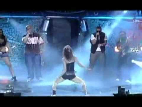 Tirate Un Paso -- Daddy Yankee [En Concierto].flv