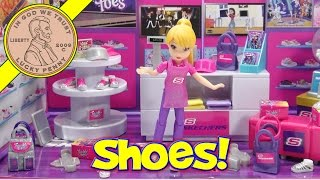 Skechers Shoe Store MiWorld Real World, Jakks Pacific