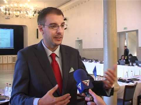 Смотреть видео В Вентспилсе прошло мероприятие об освоении фондов ЕС
