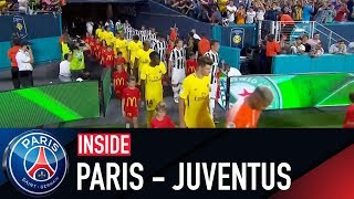 26/07/2017 - International Champions Cup - Paris Saint-Germain-Juventus 2-3, gli highlights