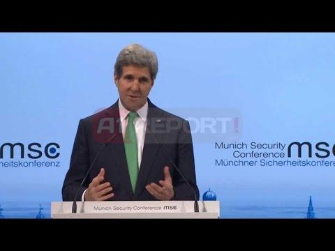 A1 Report - Kerry-Zarif takim historik në Mynih programi bërthamor drejt zgjidhjes