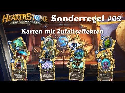 Sonderregel #02: Zufällige Decks | Let's Play HEARTHSTONE Together | 1080p | 60 fps | Deutsch