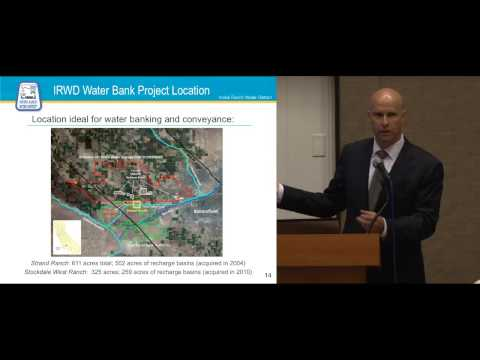 Irvine Ranch Water District's Groundwater Banking Program - Paul Cook