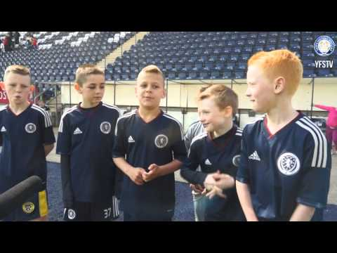 The Falkirk Cup 2014 - Sunday Highlights