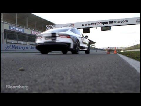 Driverless Car by Audi