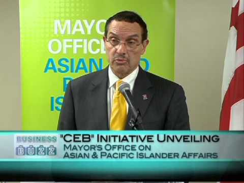 DC OAPIA: Connect, Engage & Build (CEB) Initiative Unveiling, 11/14/13