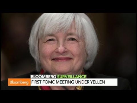 Yellen's First FOMC Meeting: What to Expect