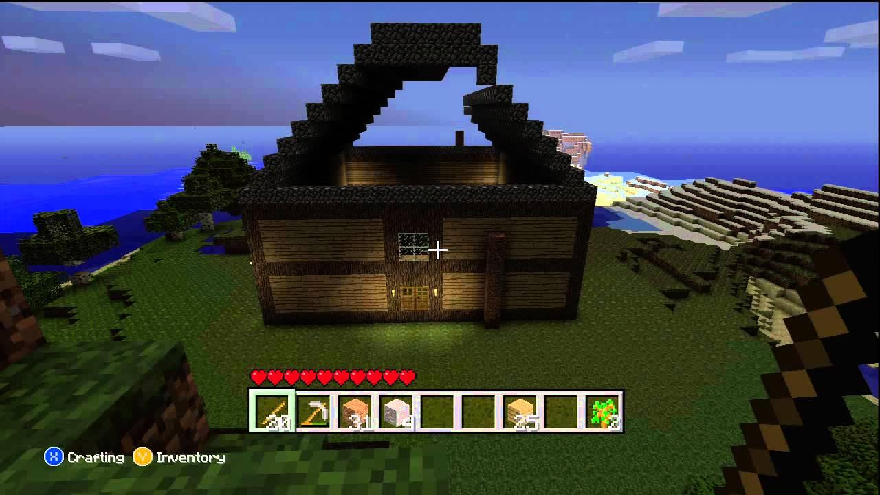 Minecraft Xbox Mansion