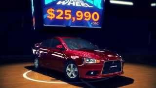 [Mitsubishi Lancer GSR - NZ's favourite small sedan] Video