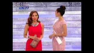 MISS WORLD 2013 Q & A and Crowning