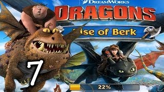 Dragons: Rise Of Berk Unlocking MEATLUG & FISHLEG