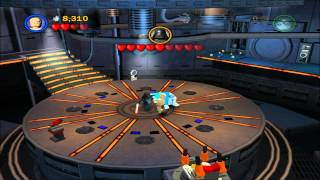 LEGO Star Wars II Walkthrough Episode V Chapter 5 Cloud
