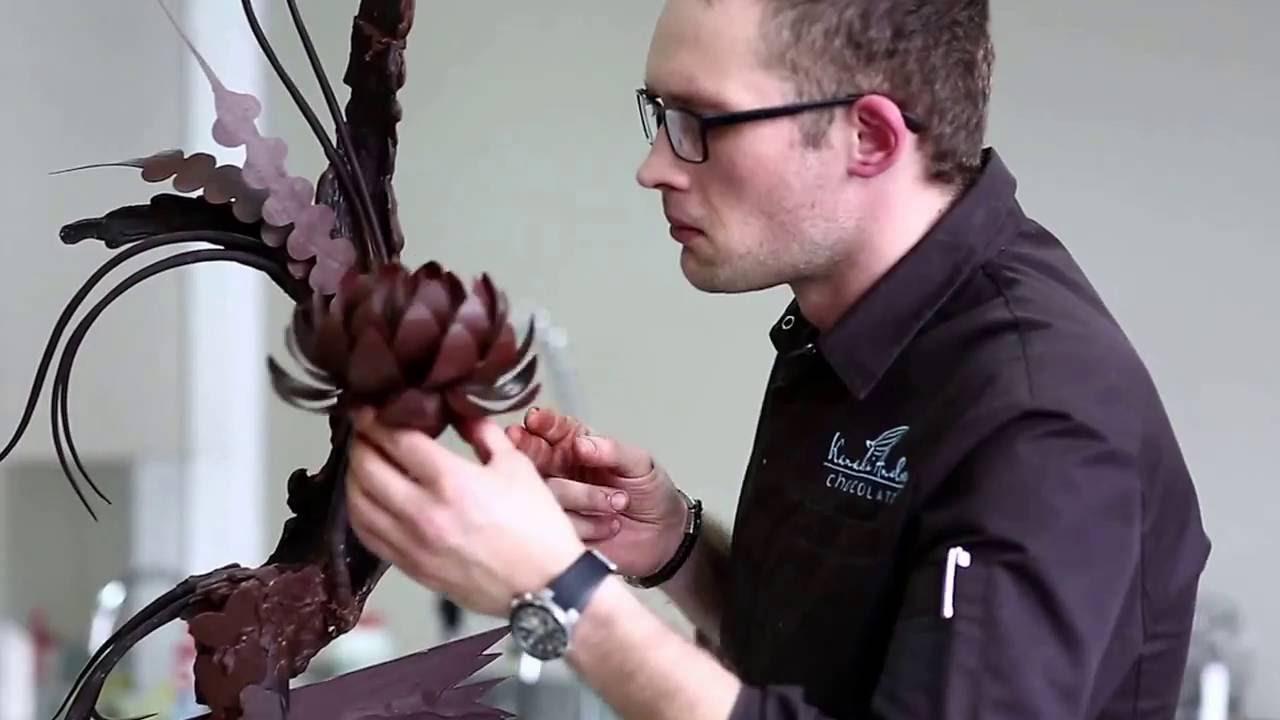 Шоколадный мастер-класс своими руками 234
