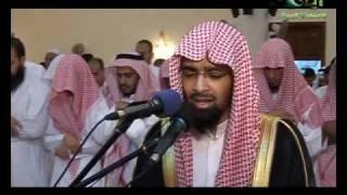 الشيخ ناصر القطامي .. سورة يوسف - مقطع جميل
