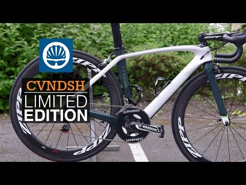 Mark Cavendish's Custom Specialized S-Work Venge