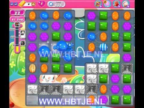 Candy Crush Saga level 636
