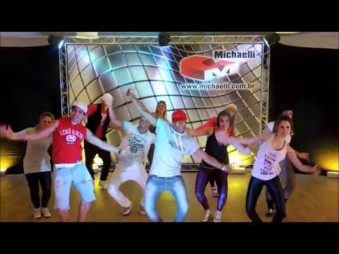 CAIPIFRUTA - Naldo Benny HD by Equipe Alan Brasil coreografia ABR Dance Moves.