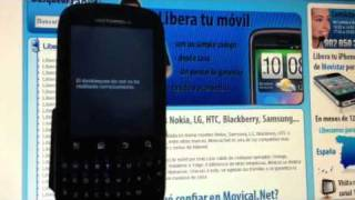 Liberar Motorola Fire XT316 De Movistar, Vodafone, Orange