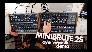 Minibrute 2S - First look!
