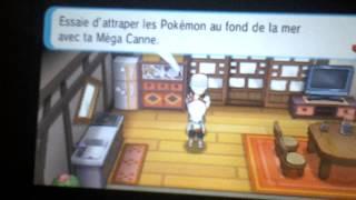 Pokemon Saphir Alpha Comment Avoir La Mega Canne
