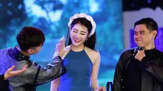Cô hàng nước - Huyền Thương  - Giọng ca ngọt ngào - MV sân khấu