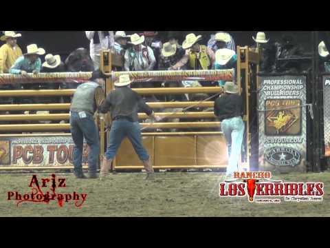 Rancho Los Terribles, de Chrystian Juarez, En El Rodeo Americano