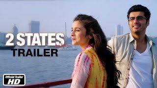 2 States – Official Trailer – Arjun Kapoor, Alia Bhatt