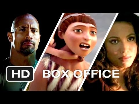 Weekend Box Office - March 29-31 2013 - Studio Earnings Report HD