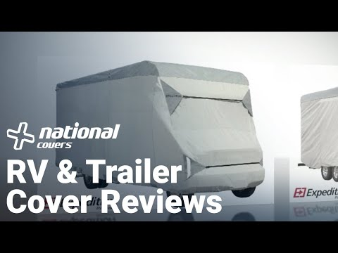 RV Cover Reviews, Expedition RV Covers and Travel Trailer Covers Manuf
