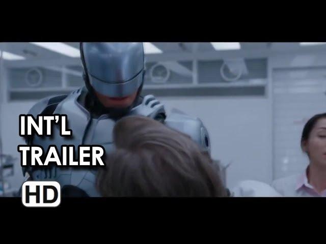 RoboCop Official International Trailer #1 (2014) - Samuel L. Jackson Movie HD