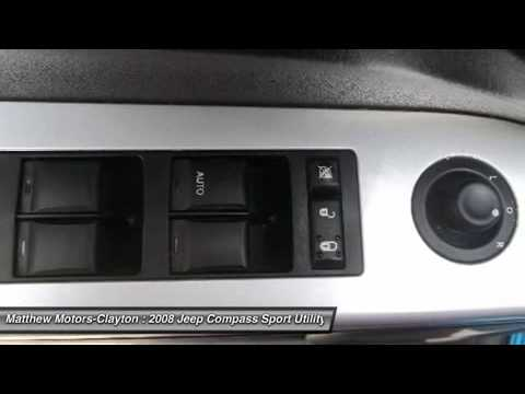 2008 JEEP COMPASS Clayton, NC 11888