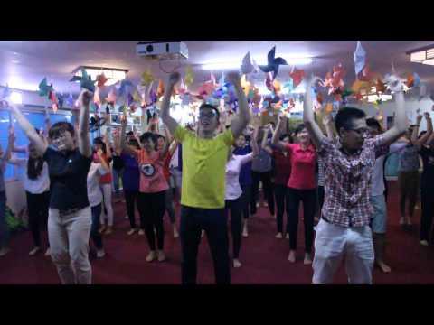 Tập Nhảy Flashmob VIỆT NAM ƠI