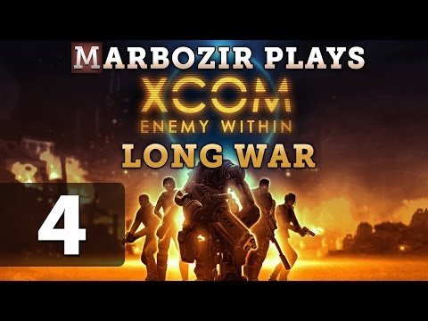 XCOM Enemy Within Long War Let's Play - Part 4