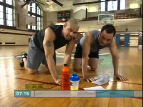 Insanity Fit Test DvD 1