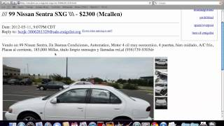 Craigslist Edinburg TX Used Trucks And Cars For Sale
