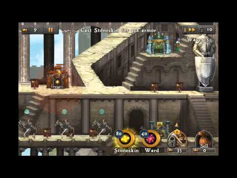 Defender Chronicles 2 Melwen Sanctuary Mythic 20 walkthrough