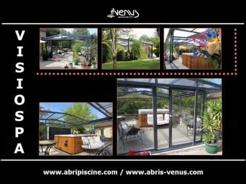 ► ABRIS DE SPAS - VISIOSPA # Abris VENUS International
